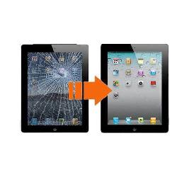 iPad cambio de Pantalla
